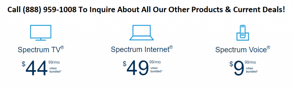 Spectrum Bundle Deals